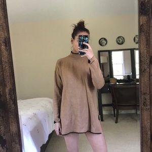 long sweater